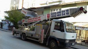 Ankara şehir içi nakliye