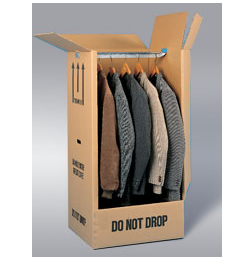 Natoyolu Nakliye Elbise Paketlemesi