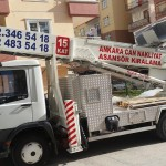 Ankara Can Asansörlü Araç