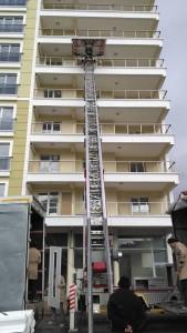 Evden Eve Nakliyat Ankara Asansörlü Aracımız