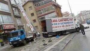Ankara Can Nakliye Aracımız