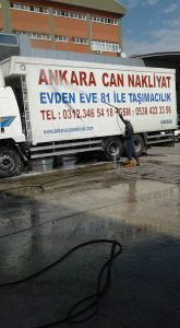 Ankara Can Nakliyat Aracı
