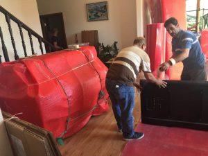 Demetevler Evden Eve Eşya Paketlemesi