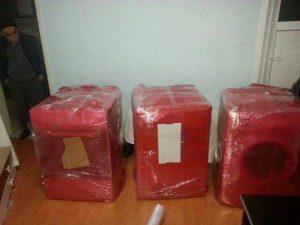 Çayyolu nakliyat eşya paketleme resmi
