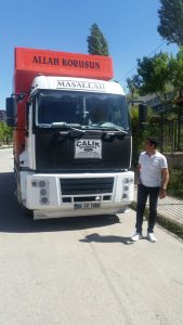 Ankara İçi Taşımacılık