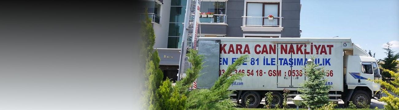 Ankara Asansörlü Evden Eve Nakliyat