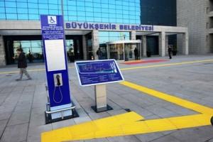 Ankara Büyükşehir Belediyesi Taşınması
