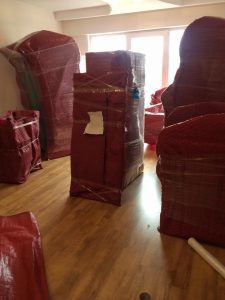 Yenimahalle evden eve nakliyat ın eşya paketlemesi